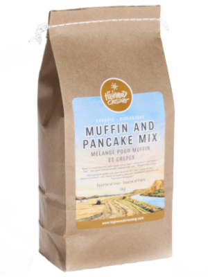 Organic Muffin & Pancake Mix