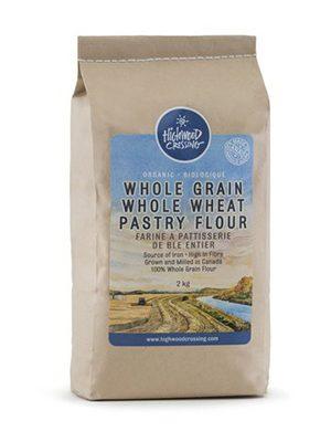 Organic Unbleached All-Purpose Flour in Canada -
