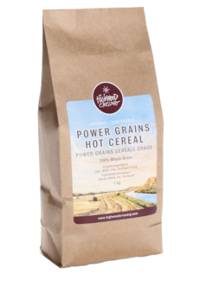 Organic Power Grains Hot Cereal
